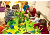Deutschen Technikmuseum Berlin: Kindergeburtstag im JuniorCampus