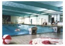 Schwimmen lernen in der Schwimmhalle Bernsdorf