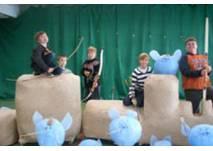 Kindergeburtstag im Bogenschießcenter Wolfenbüttel