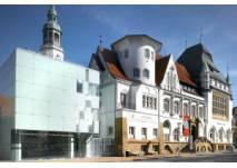 Außenansicht Bomann-Museum Celle