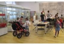 Kindergeburtstag im Ägyptischen Museum Uni Bonn