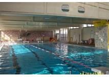 Schwimmhalle Borna