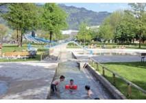 Bregenz Strandbad - Badespaß am Bodensee