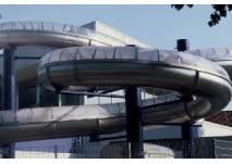 Riesenrutsche im Südbad Bremen
