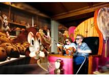 Kindergeburtstag im Phantasialand Brühl