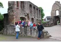 Kindergeburtstag auf der Burg Hayn (c) Gechichts- und Heimatverein e.V.