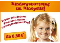 Kindergeburtstags im Kino (c) Cinemaxx Darmstadt