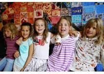 Dialog im Dunkeln Kindergeburtstag