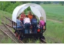 Draisinenbahn Kremmen