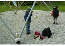 Spielplatz im Waldpark Blasewitz in Dresden