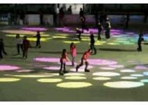 Eislaufen in der Freiberger Arena in Dresden