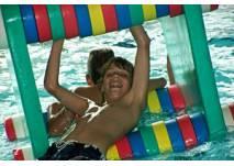Kindergeburtstag im Freizeitbad Embricana