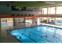 Schwimmhalle Wasserwelten im Emma Jäger Bad Pforzheim