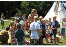 Kindergeburtstag im Trappenkamp Erlebniswald