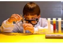 """""""Das C-Team - Auf der Spur der Moleküle"""" (c) experimenta - Science Center der Region Heilbronn-Franken gGmbH"""