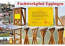 Fachwerklehrpfad in Eppingen