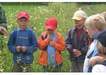 Wildpark Frankenhof Kindergeburtstag