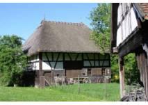 Bauernhaus im Oberschwäbischen Museumsdorf Kürnbach