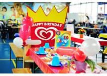 Kindergeburtstag im Mc-Play Kinderland in Freudenberg