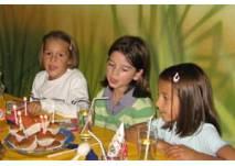 Kindergeburtstag im Indoorspielplatz Logo-Lino