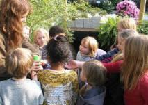 botanika Kindergeburtstag