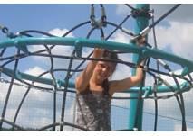 Abenteuerspielplatz Hofwiesenpark in Gera