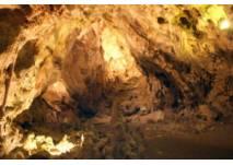 Blick in die Charlottenhöhle Giengen