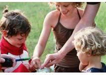 Kindergeburtstag im Wildgehege Glauer Tal bei Trebbin