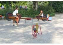 Spielplatz Rathenauplatz in Halle