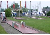 Minigolfplatz in Hard am Bodensee