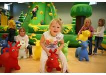 Indoor Spielhalle (c) Hasseröder Ferienpark in Wernigerode