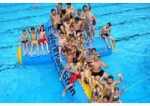 Wasserspiele im Wasgaufreibad Hauenstein (c) Wasgaufreibad Hauenstein