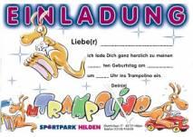 Kindergeburtstag Trampolino Hilden