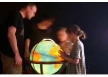 Entdecke Deine Welt - Globus (c) Ines Müller-Spindler