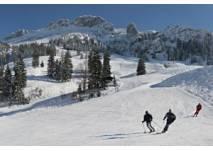 Skigebiet Kampenwand