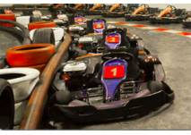 Kart-World am Berlin