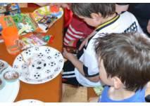 Kindergeburtstag im Indoor-Spielplatz
