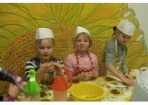Kindergeburtstag bei KinderKochSpaß
