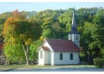 Kleinste Holzkirche in Elend
