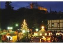 Historisch-Romantischer Weihnachtsmarkt: Königstein
