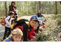 Kindergeburtstag im Rheinischen Freilichtmuseum Kommern