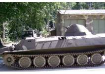 Panzer im Militär-Museum Kossa/Söllichau  (c) Militärmuseum Kossa