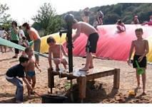 Action auf dem Erlebnisbauernhof Krewelshof