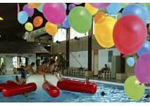 Kindergeburtstag im Splash in Kürten