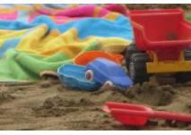 Naturfreibad Strandbad in Lauchhammer