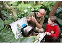 Entdeckertouren Regenwaldpass im Zoo der Zukunft (c) Zoo Leipzig
