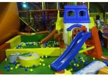 Der Indoor Abenteuerspielpark Lippiland in Lemgo