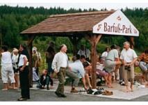 Barfußpark der Lohmühle in Tambach-Dietharz