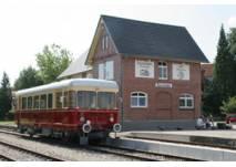 Lokalbahn in Gerstetten