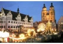 Weihnachtsmarkt in Lutherstadt Wittenberg© WittenbergKultur